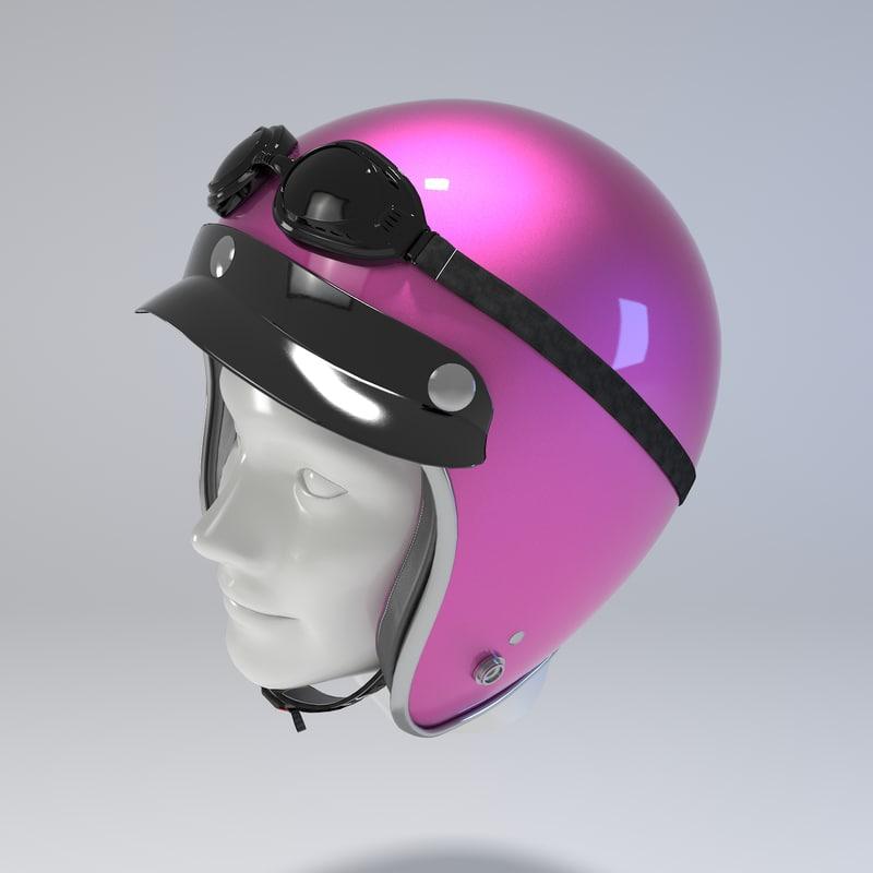 helmet_motorcycle_oldschool_retro_caferacer_PINK.jpg