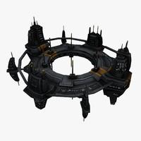 stargate 3D models