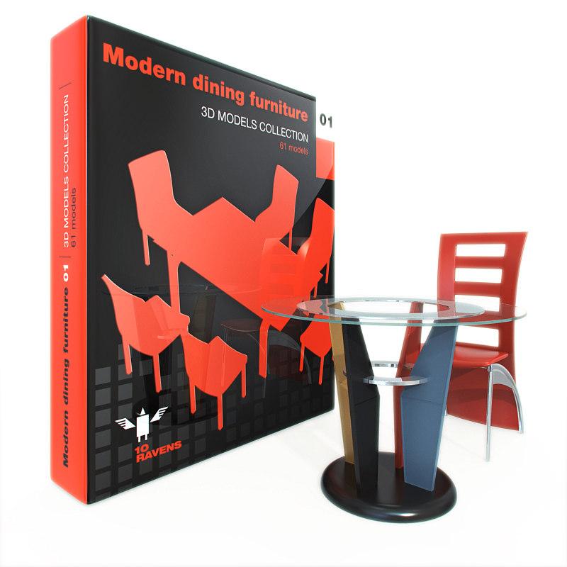10ravens_3D_024_Modern_dining_furniture_01.jpg