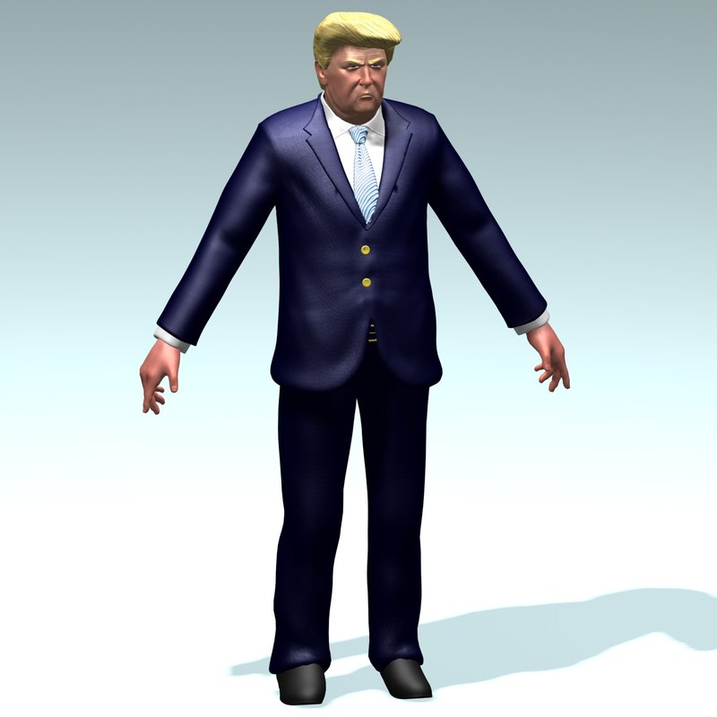 models worked donald trumps modeling