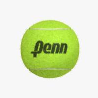 tennis ball 3D models