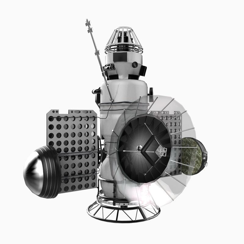 soviet zond spacecraft - photo #10