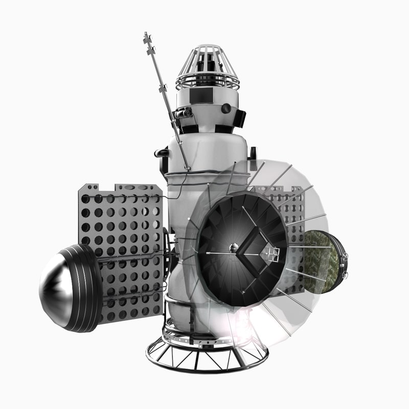 russian zond spacecraft - photo #5