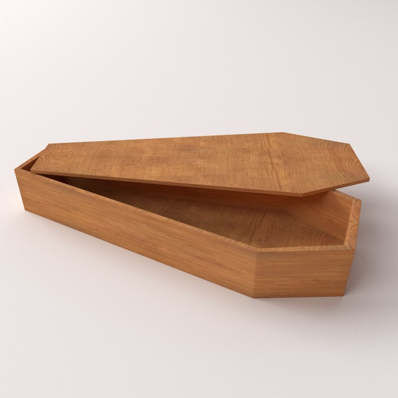empty coffin - photo #21