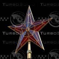 star symbol 3D models