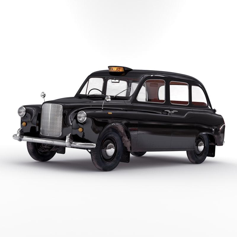 3d model of London Cab FX4 01.jpg