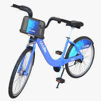 citibike 3D models