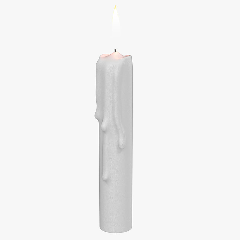 Candle 3d model 00.jpg