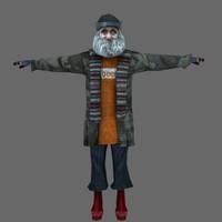 Hobo 3D models