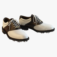 golf spikes 3D models