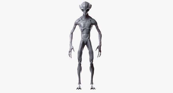 Alien 3D Models
