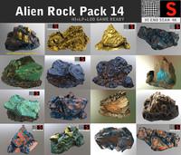 ore 3D models