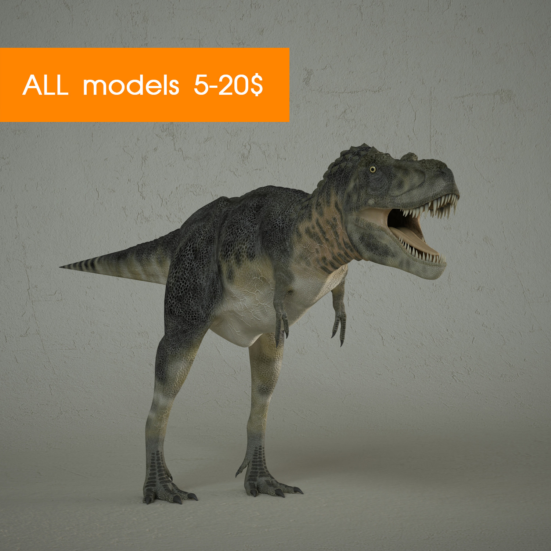 Tyrannosaurus Rex-01.jpg