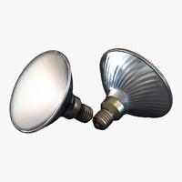 Halogen Bulb 3D models