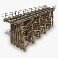 trestle 3D models
