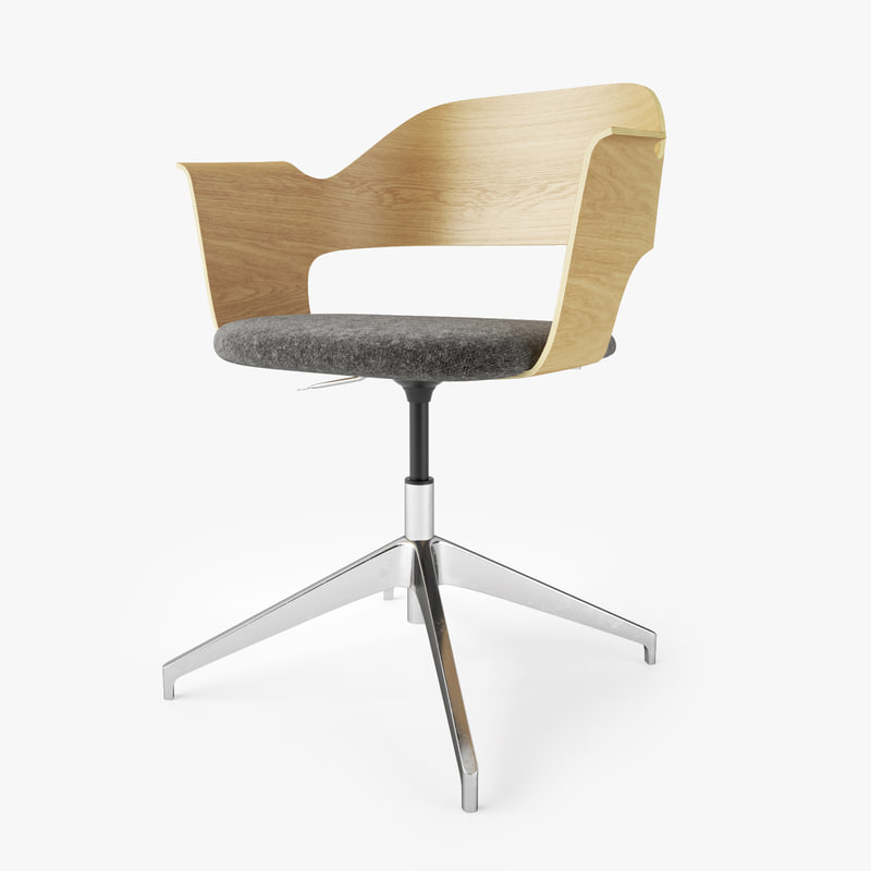 Max Ikea Fjallberget Office Conference Chair
