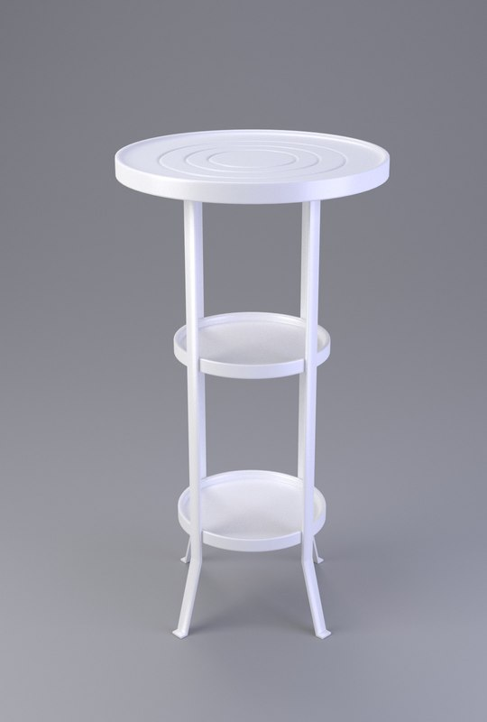 Maya ikea pedestal table for Ikea round pedestal table