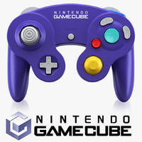 GameCube 3D models