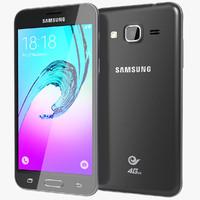 Samsung Galaxy j3 3D models