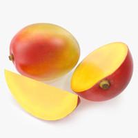 mango 3D models