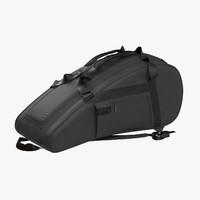 Tennis Racket Bag 3D models