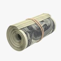 cash 3D models