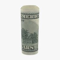banknote 3D models
