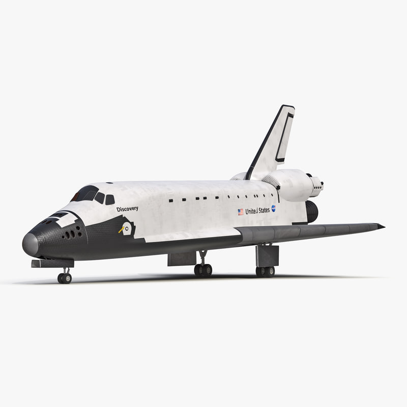 discovery space shuttle model - photo #48