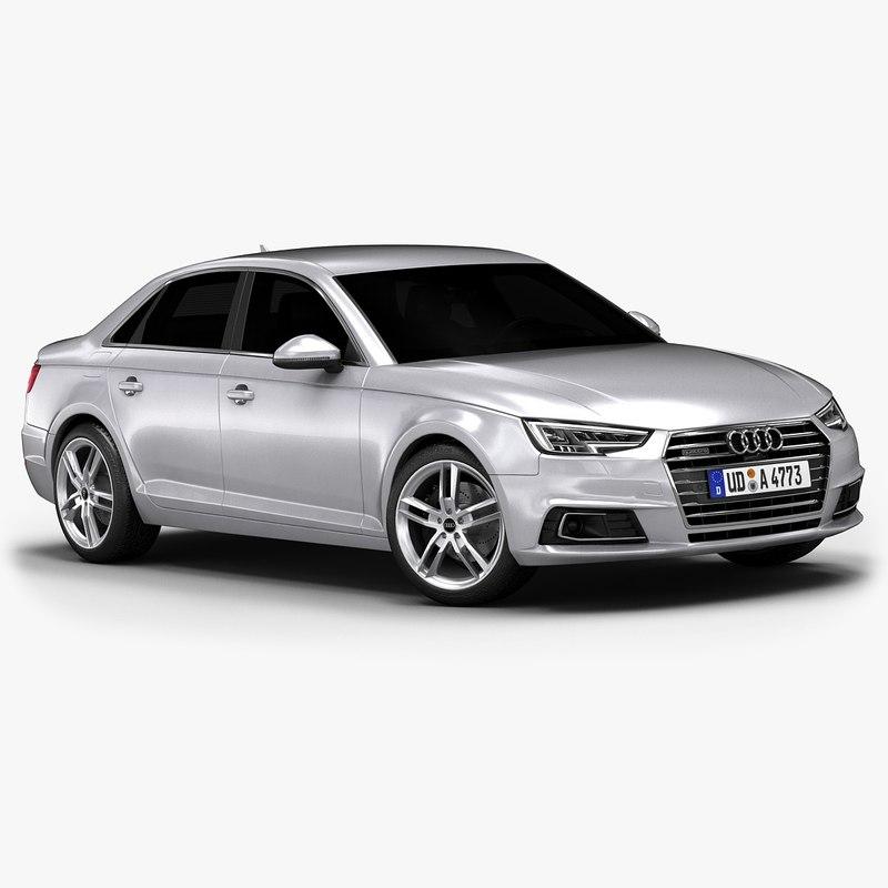 Tag For Audi A7 2018 2018 Audi A7 Exterior Sportback 3d: 3d 2016 Audi A4 Interior Model