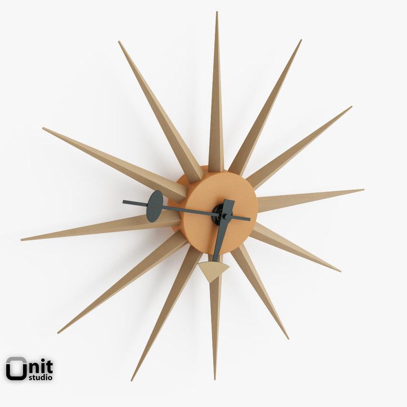 Dot & Bo_Sol Sunburst Clock_Cam01.jpg