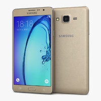 Samsung Galaxy On7 3D models