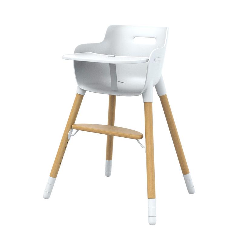 Flexa Tray Chair Max