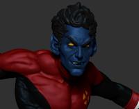 Nightcrawler 3D models