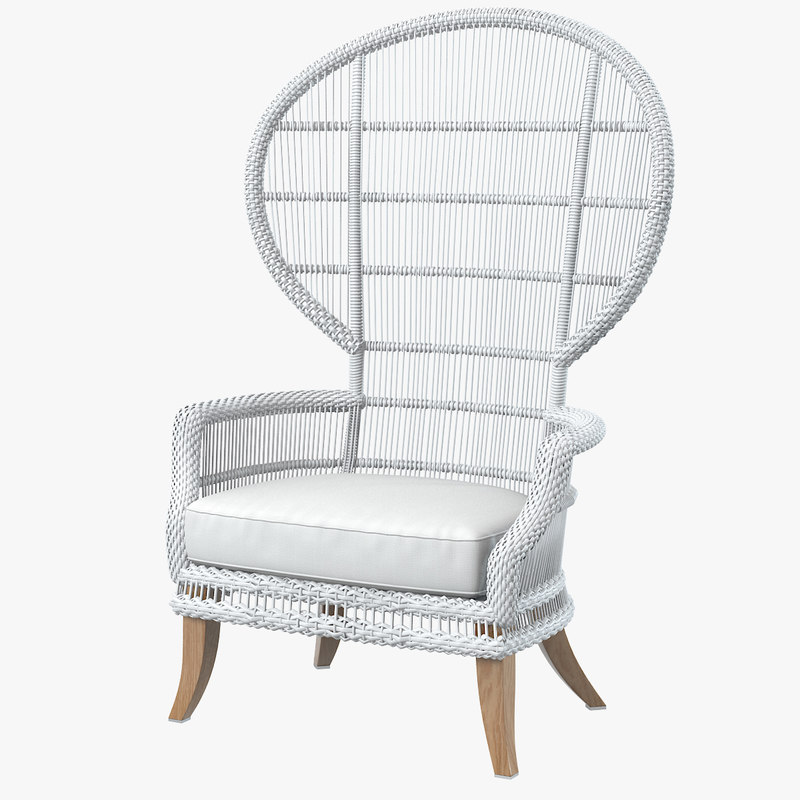 maya goods aurora outdoor wingback