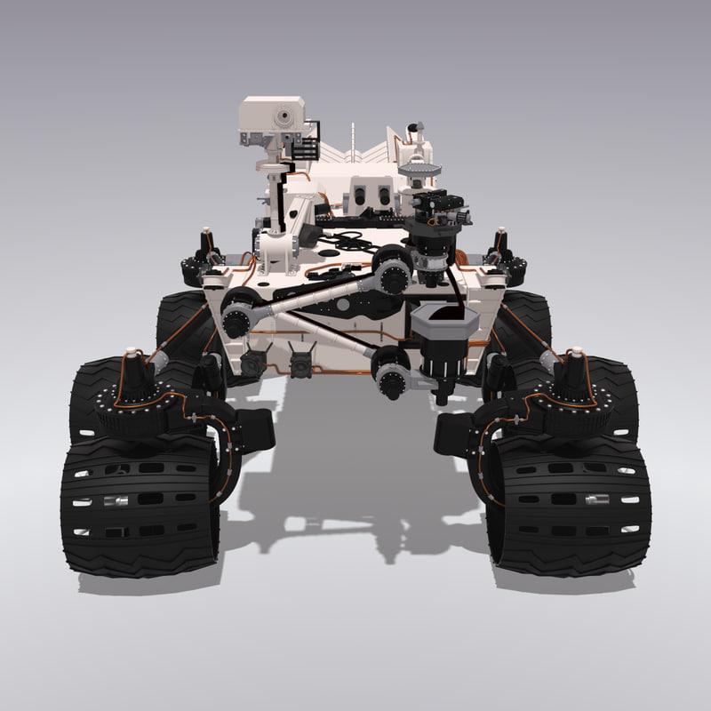 spirit rover model - photo #29