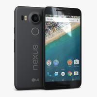 lg nexus 5 3D models