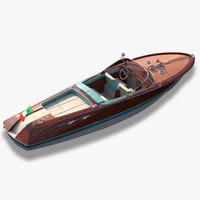 runabout 3D models
