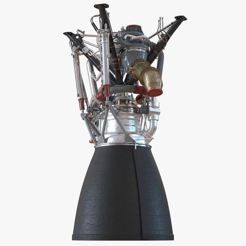 Rocket Engine Rs 68 Max