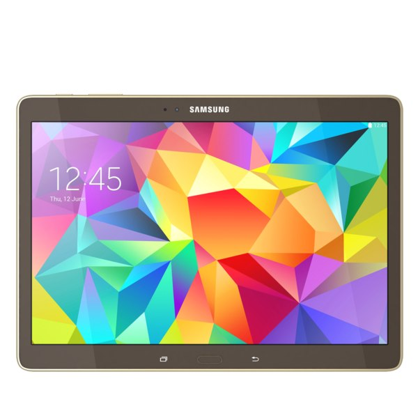 Samsung Galaxy Tab S 3D Models
