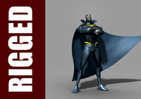 black panther 3D models