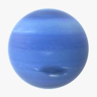 Neptune 3D models
