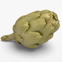 Flower Vegetable 3D models