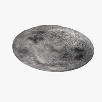 Haumea 3D models