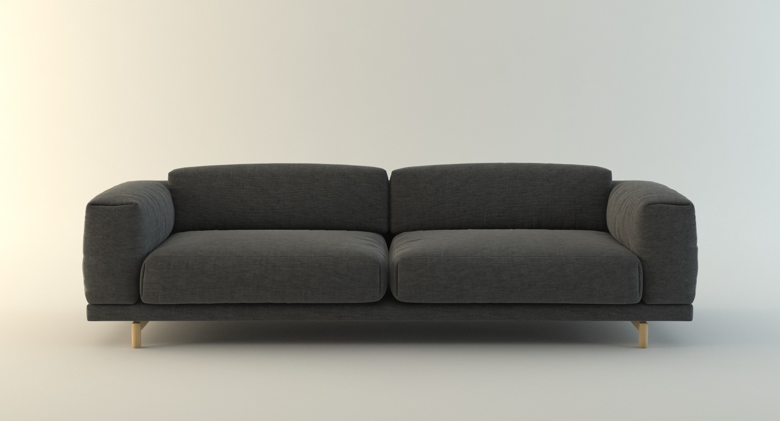 3d muuto rest sofa seat. Black Bedroom Furniture Sets. Home Design Ideas