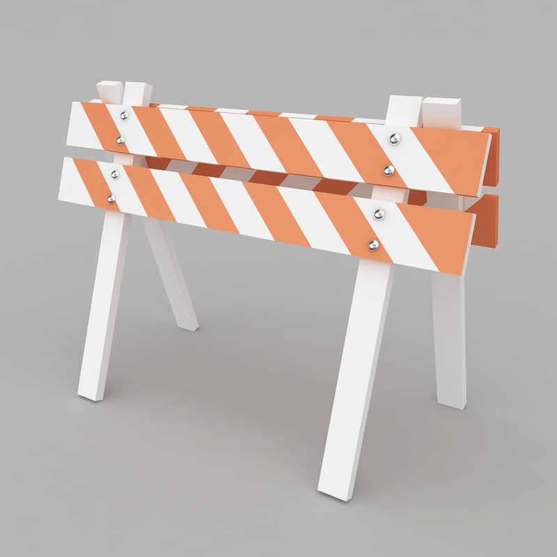 Safety barrier d max