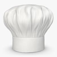 Chef's uniform 3D models