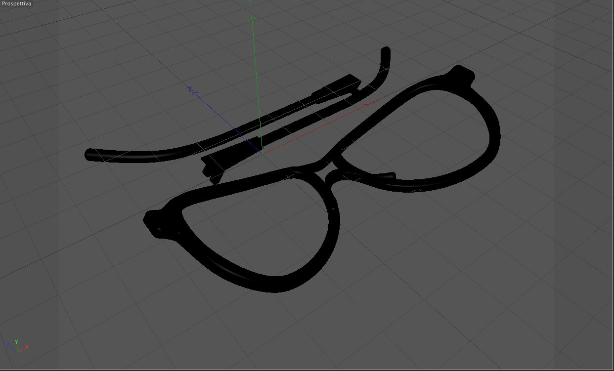 occhiali ray ban c4d.png