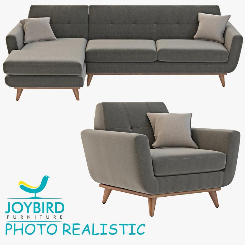 3D 3ds Joybird Hughes Collection : JoybirdHughesCollection3previewjpg19dbd397 e309 4747 8ae8 7bc934c5fc1aOriginal from turbosquid.com size 800 x 800 jpeg 75kB