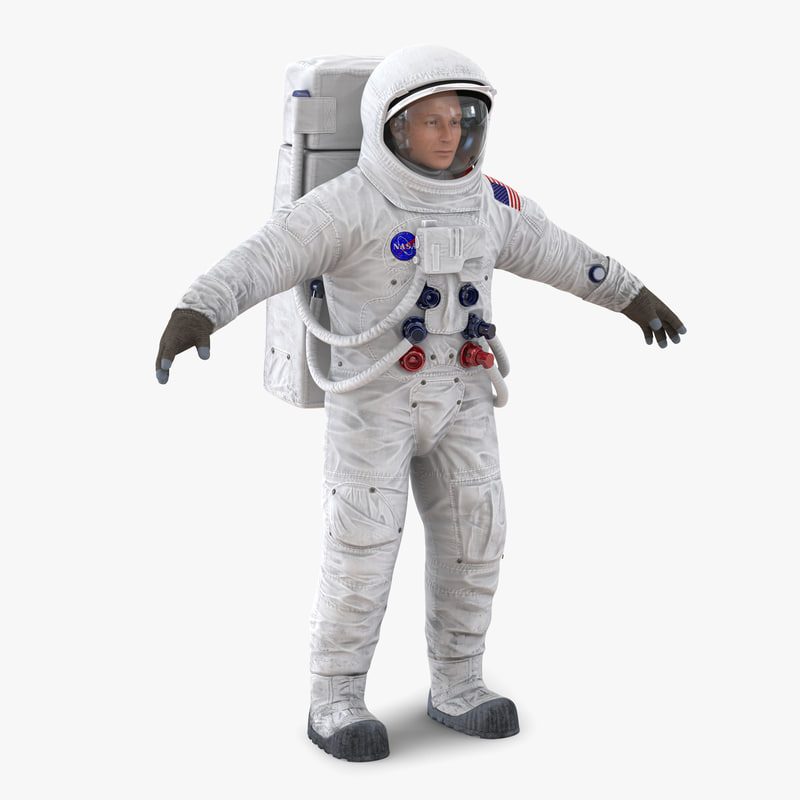 astronaut outfits in 3d - photo #8