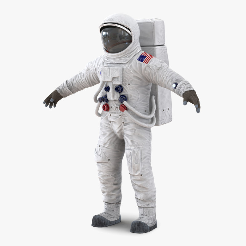 apollo a7l spacesuit - photo #17
